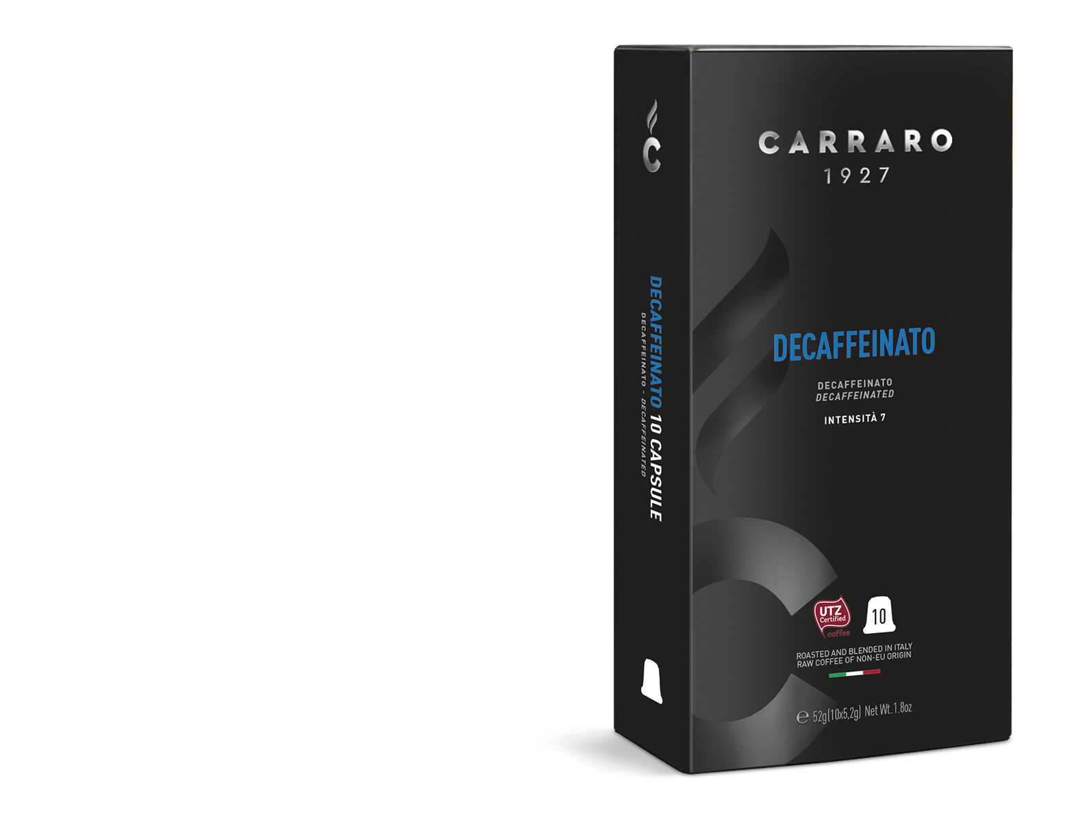 Decaffeinato – 10 capsule premium
