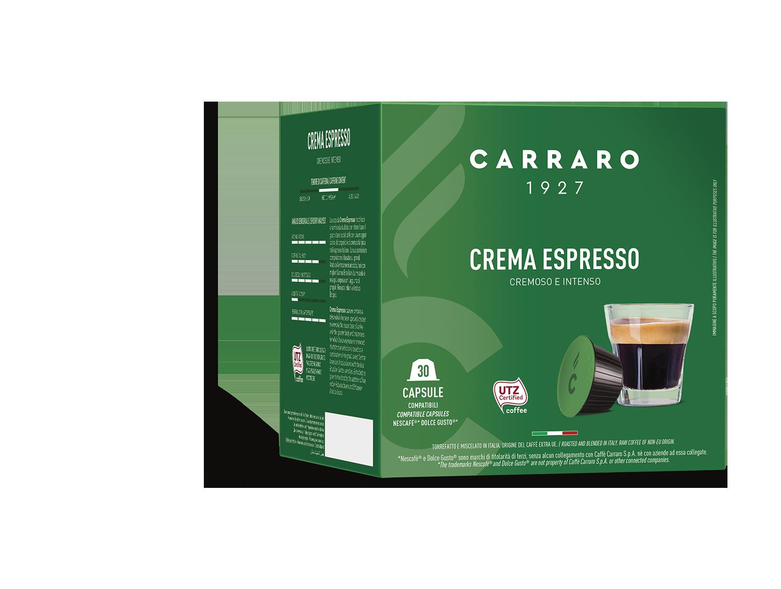 Crema Espresso – 30 capsule
