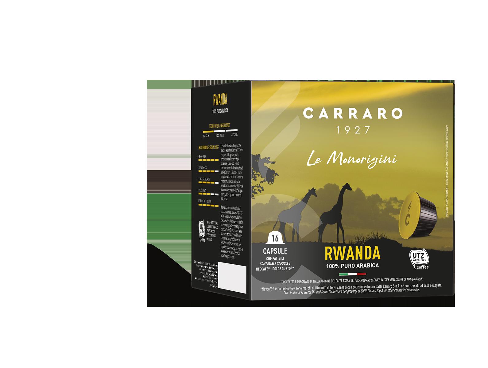 Rwanda – 16 capsules