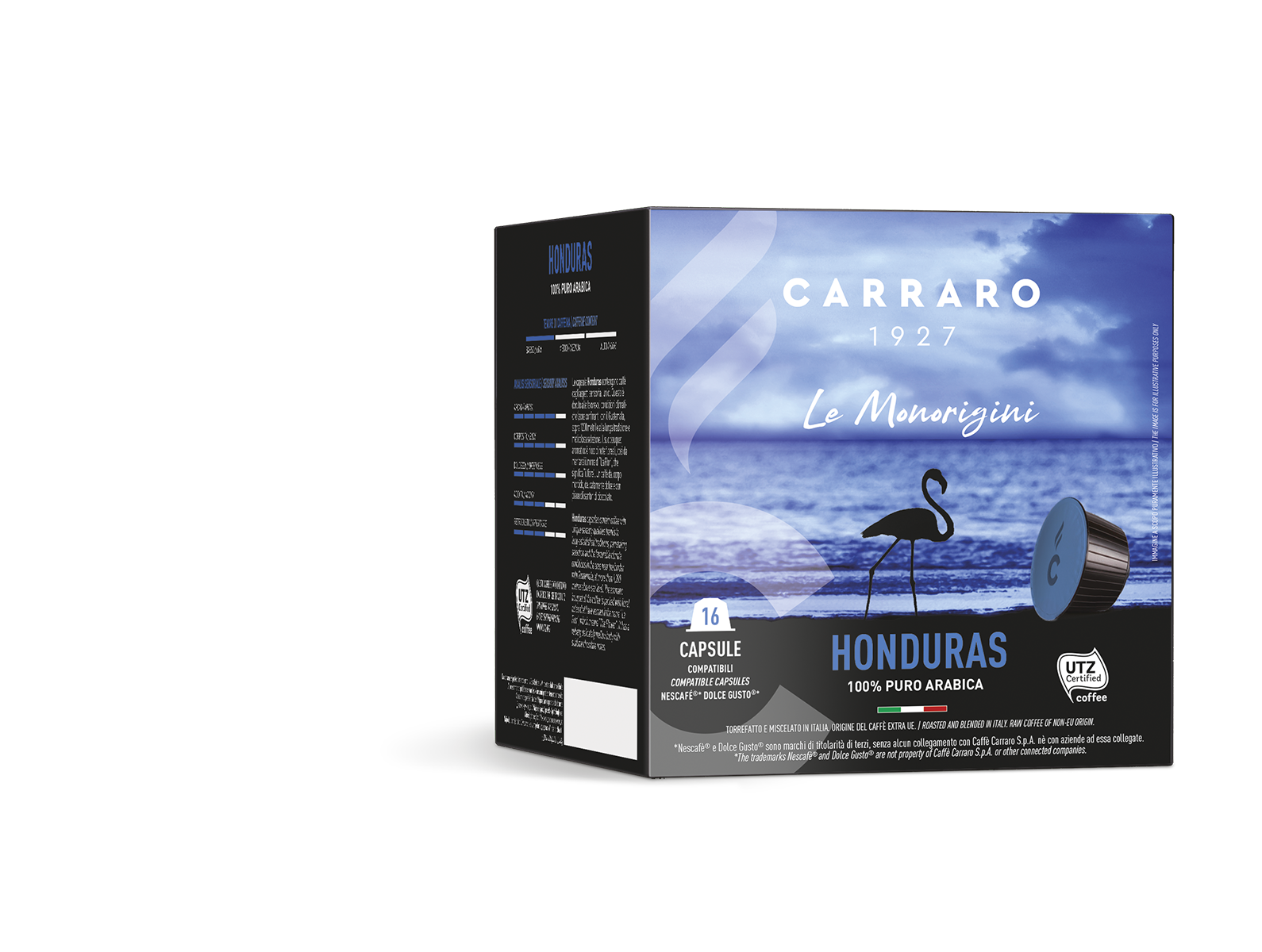 Honduras – 16 capsules
