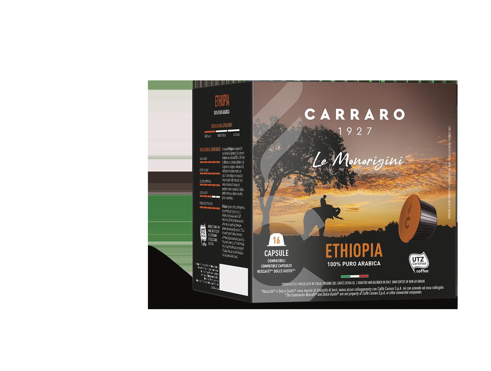 Ethiopia – 16 capsule