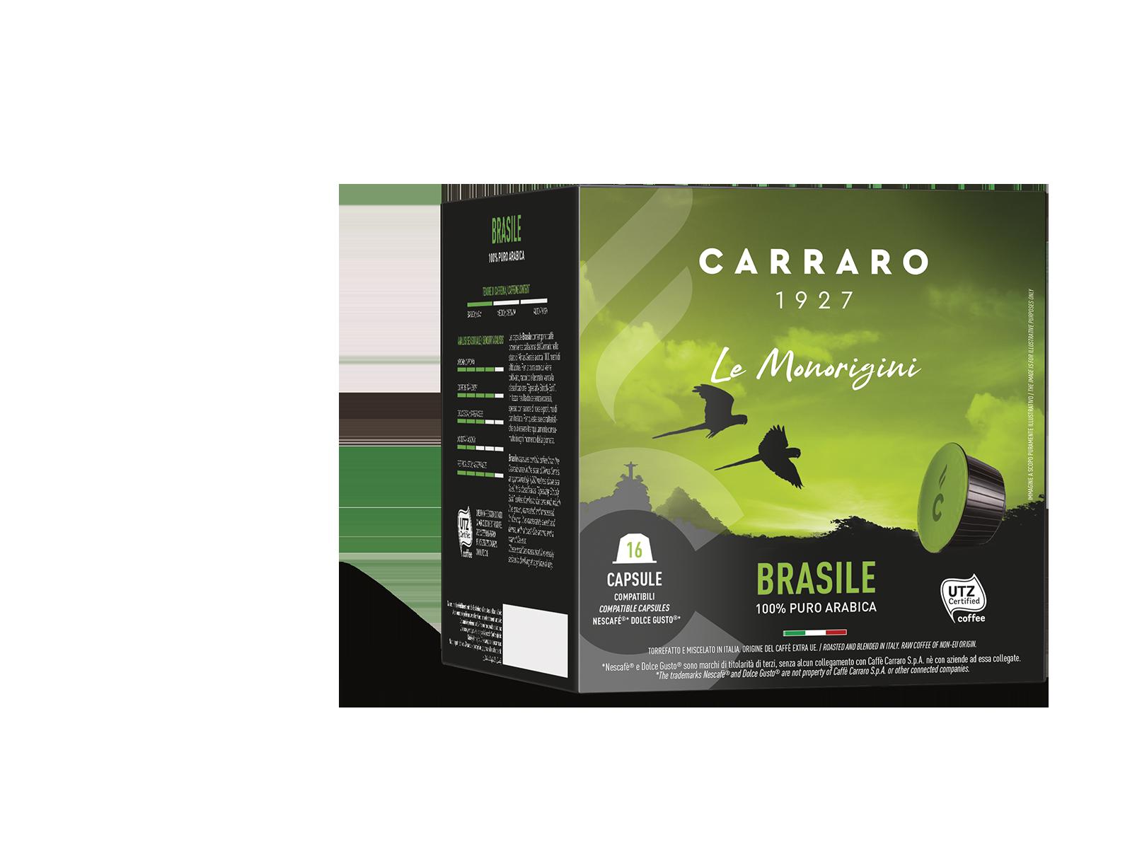 Brasile – 16 capsules