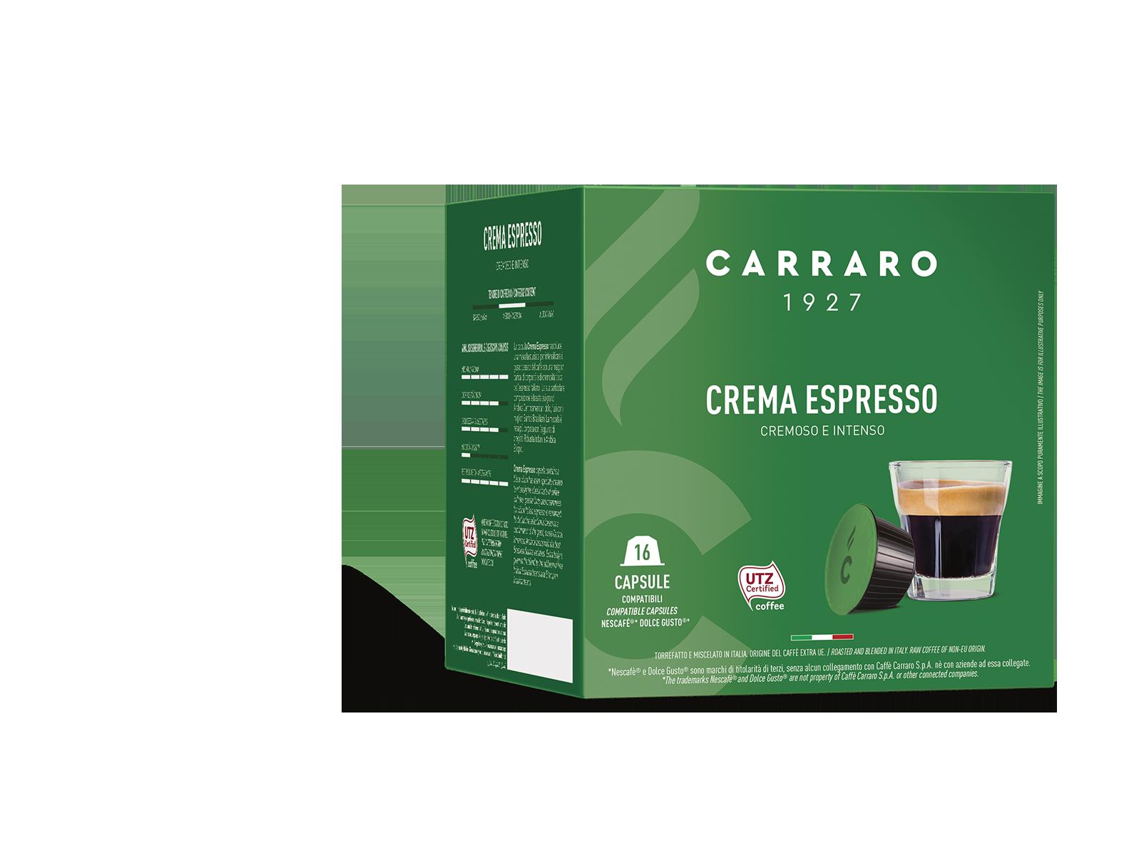 Crema Espresso – 16 capsules