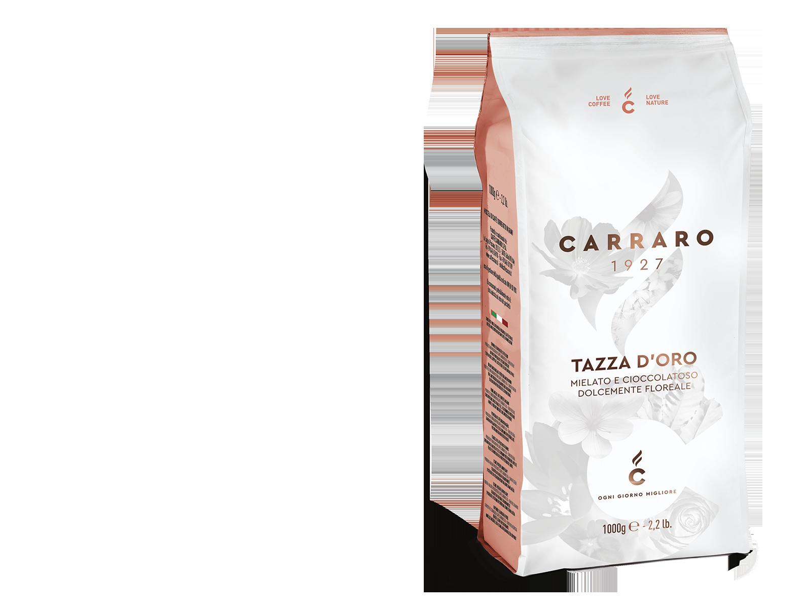 Tazza d'Oro –  caffè in grani 1000 g