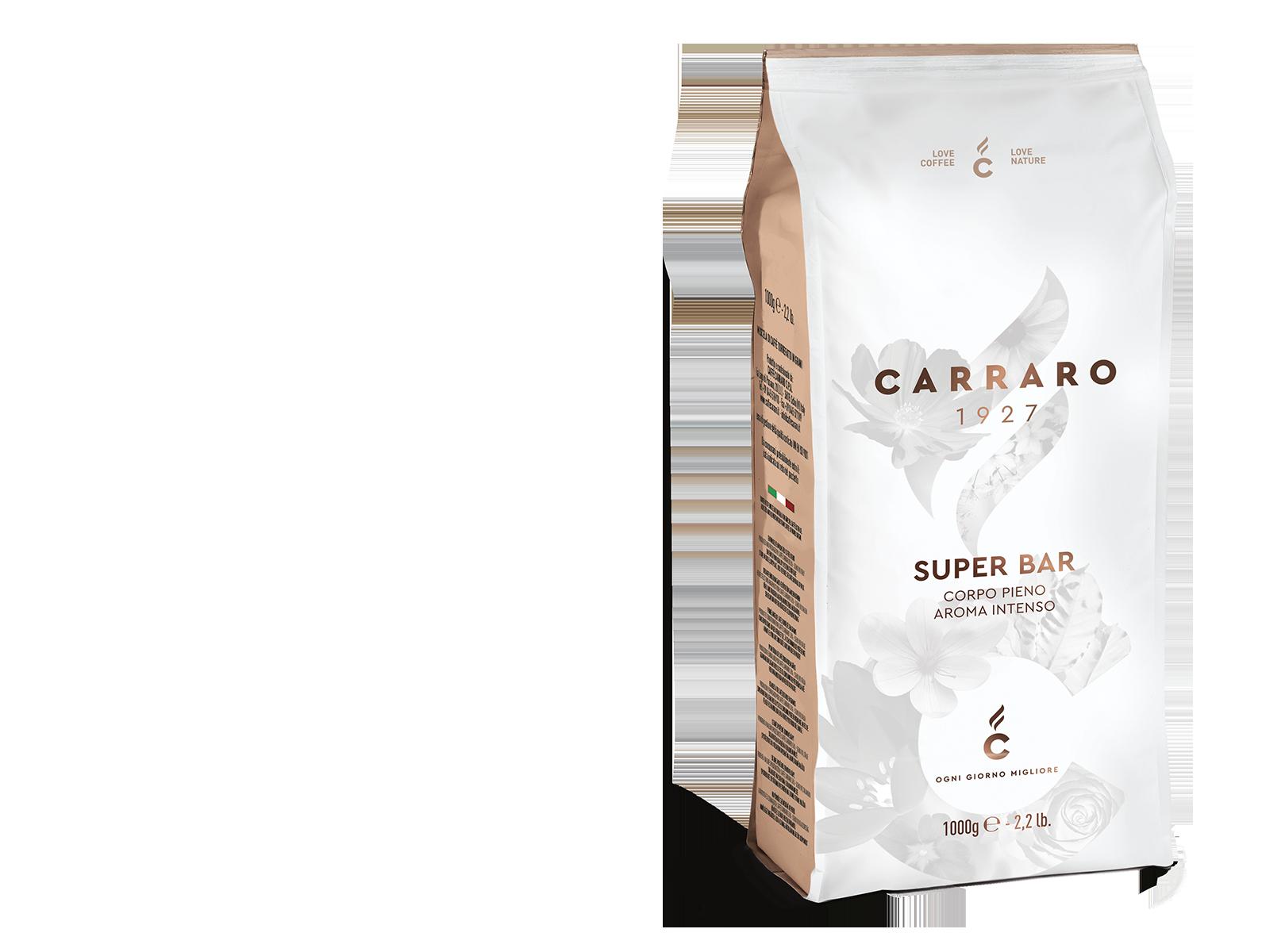 Super Bar – coffee beans 1000 g