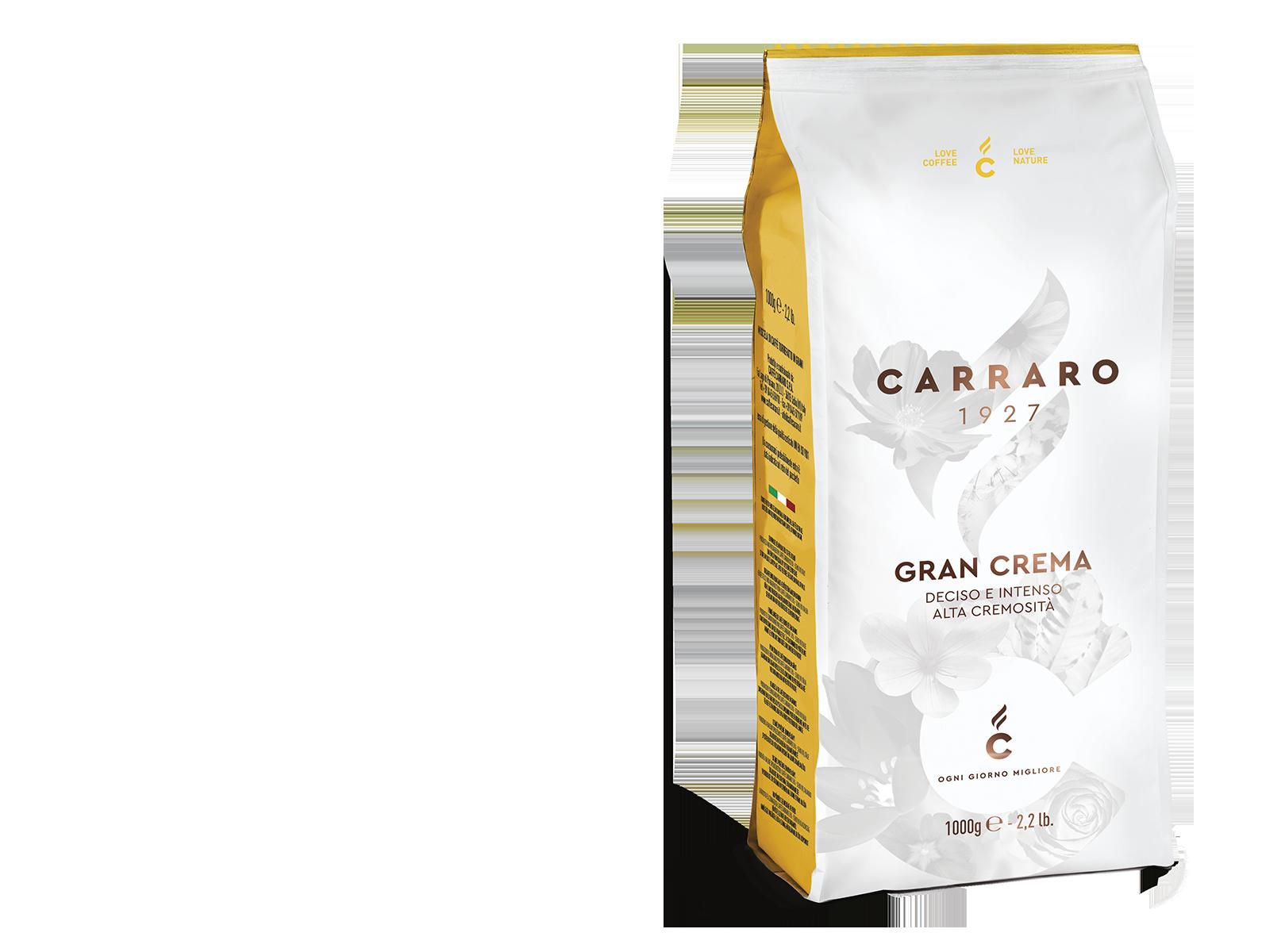 Gran Crema – coffee beans 1000 g