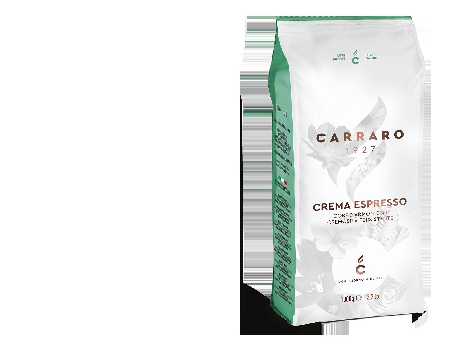 Crema Espresso – coffee beans 1000 g