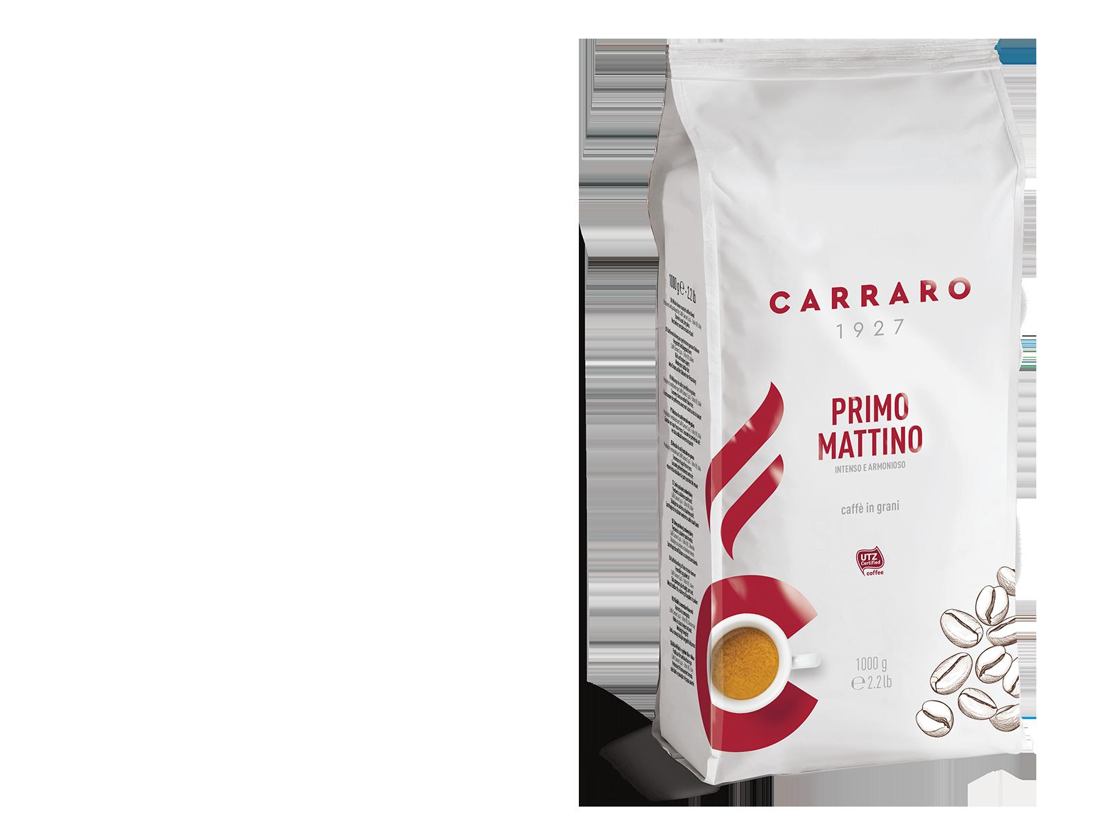 Primo Mattino – coffee beans 1000 g