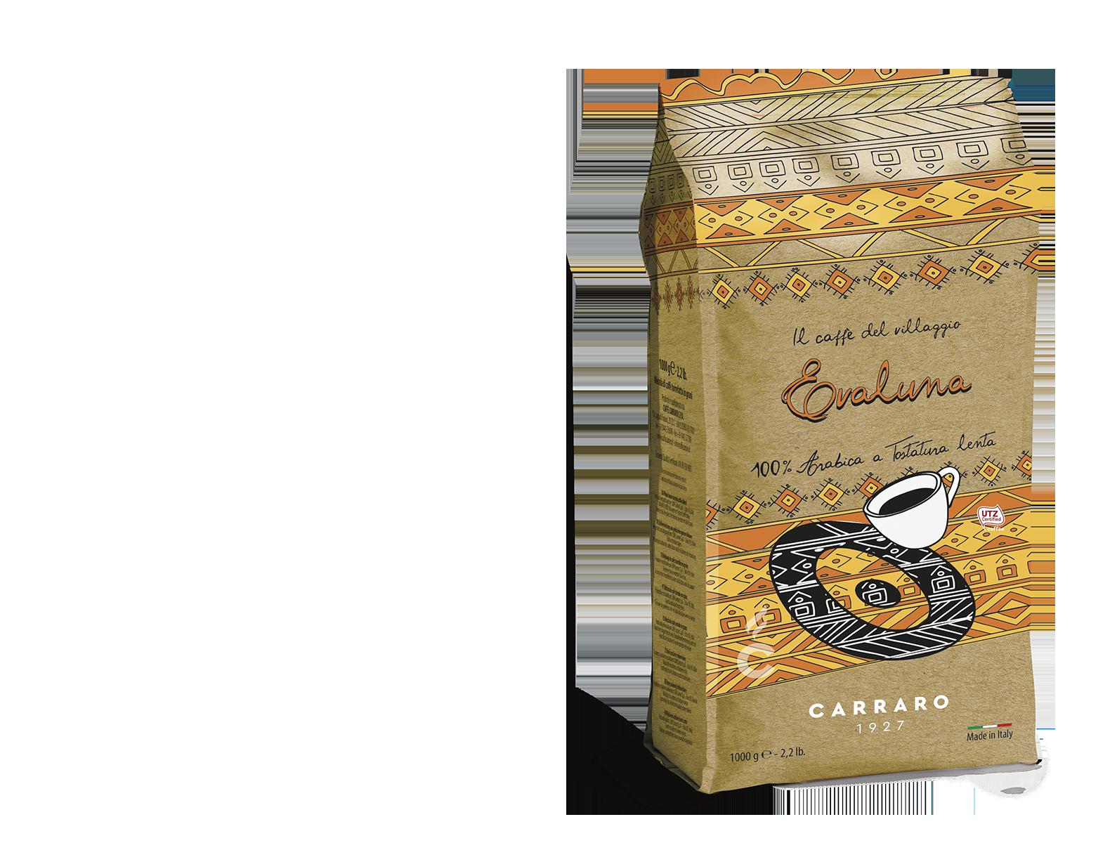Evaluna – coffee beans 1000 g Medium