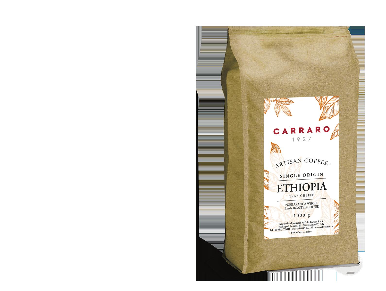 Ethiopia – coffee beans 1000 g