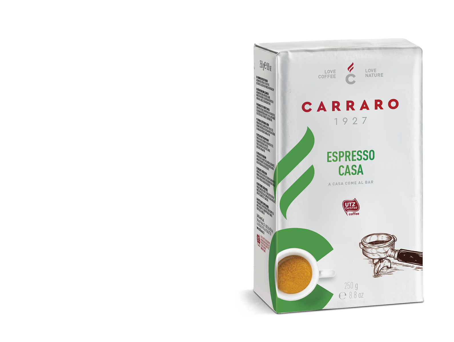 Espresso Casa – ground coffee 250 g