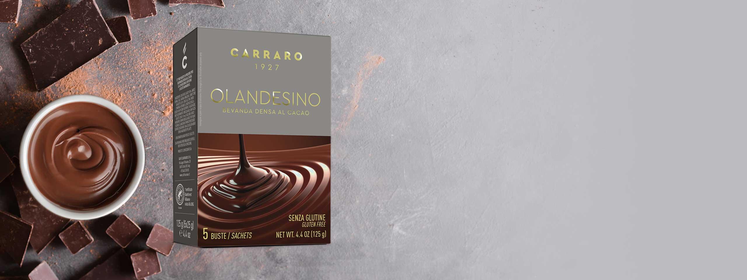 Olandesino – box with 5 bags 25 g each